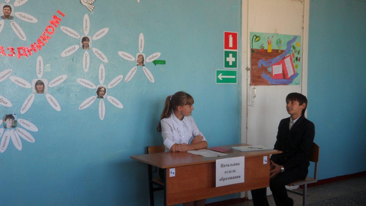 5 октября в школе состоялся праздничный концерт ко Дню Учителя, гостями которого были наши учителя-пенсионеры.